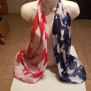 American Flag wrap.